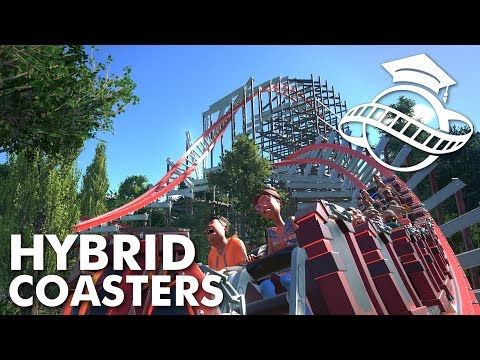 Planet Coaster College - Hybrid Coaster Tutorial