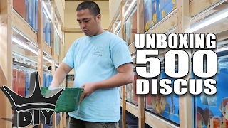 UNBOXING 500 DISCUS aquarium fish!!!(DISCUS AQUARIUM FISH!! I loved sitting back and watching how the team at uncle sams unbox and add their discus. Some of it is different than i would do, but ..., 2017-02-16T15:38:32.000Z)