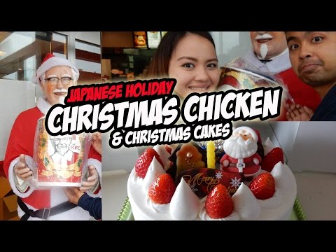 KFC Chirstmas Chicken