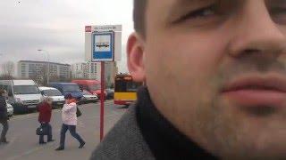 Варшава автостанция заходня