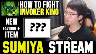 SUMIYA Invoker New Favourite Item ft Try Hard Game | Sumiya Stream Moment #712