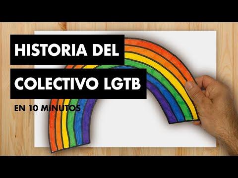 HISTORIA DEL COLECTIVO LGTB EN 10 MINUTOS