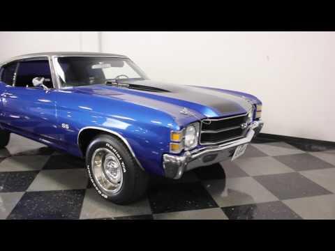 2296 DFW 1971 Chevelle