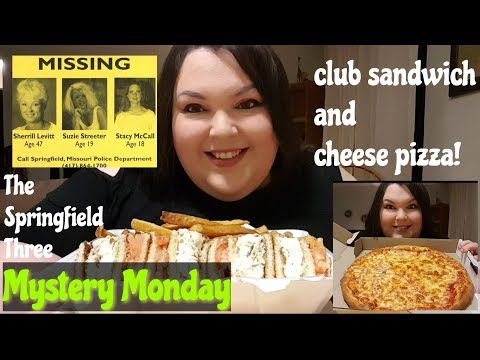 CLUB SANDWICH, FRIES AND CHEESE PIZZA MYSTERY MUKBANG