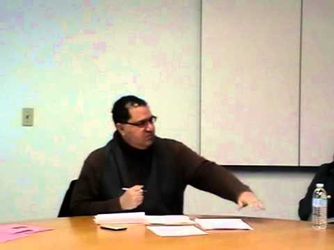 Ollie Johnson Brown Bag Talk 13-14