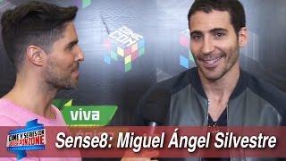 Sense8: Miguel Ángel Silvestre con Javi Ponzone YouTube Videos