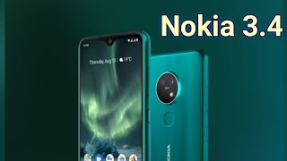 Nokia 3.4, 2020, Unboxing And Review And Camera Test
