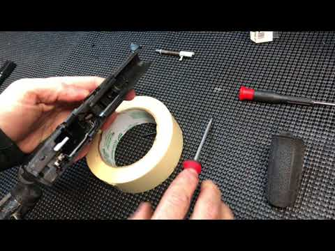 S&W M&P 2.0 Compact Disassembly/Teardown