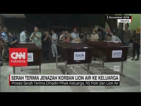 Tiga Jenazah Lion Air Berhasil Diidentifikasi & Diserahkan ke Keluarga Korban Mp3