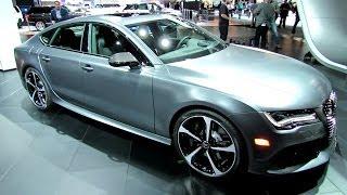 2014 Audi RS7 - Exterior and Interior Walkaround - 2013 LA Auto Show