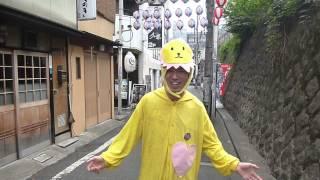 ホットドッグの大学堂の歌をピースライオンが歌う 渋谷のんべい横丁.