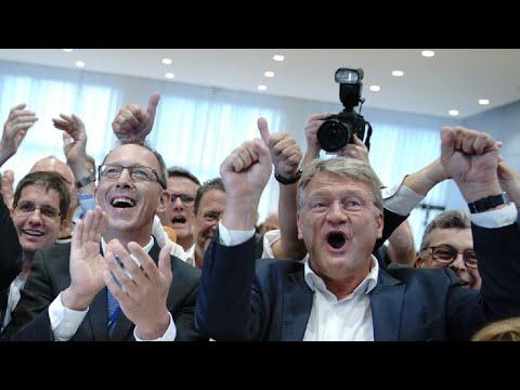 ألمانيا: اليمين المتطرف يحقق نتائج لافتة في انتخابات المقاطعات حسب الاستطلاعات  - 11:54-2019 / 9 / 2