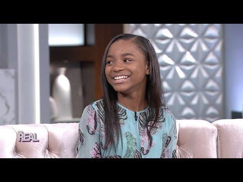 The Passage's Saniyya Sidney Reveals Her Dream Co-Star!