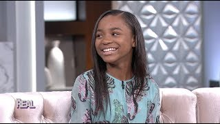 The Passage's Saniyya Sidney Reveals Her Dream Co-Star!
