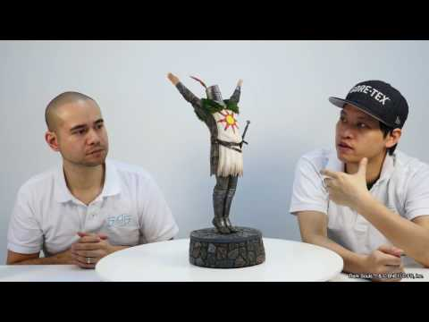 Dark Souls - F4F presents The Making of Solaire of Astora