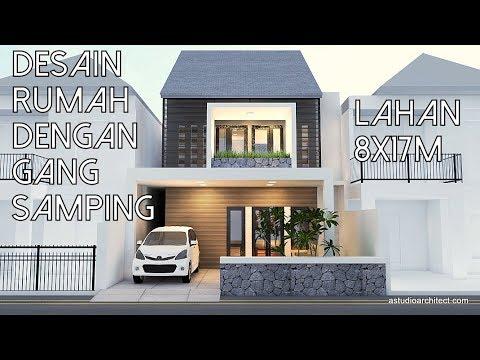 620 Ide Desain Rumah Modern Di Gang HD Gratid Yang Bisa Anda Tiru