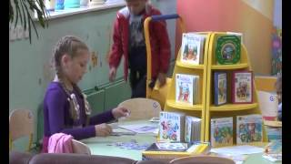 В библиотеке им. Николаева появилась «Территория здорового чтения»