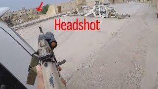 Video Melawan ISIS di Syria LIVE ! Headshot download MP3, 3GP, MP4, WEBM, AVI, FLV November 2018