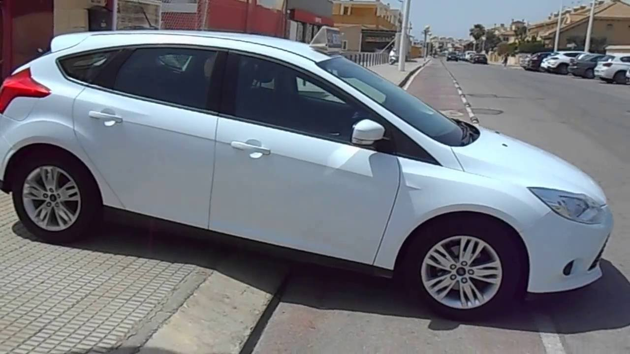 2012 ford focus 1.6 ti-vct trend + 9500 € - youtube