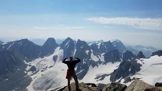 Gannett Peak WY 2017