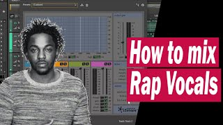 Mixing Rap Vocals | Adobe Audition