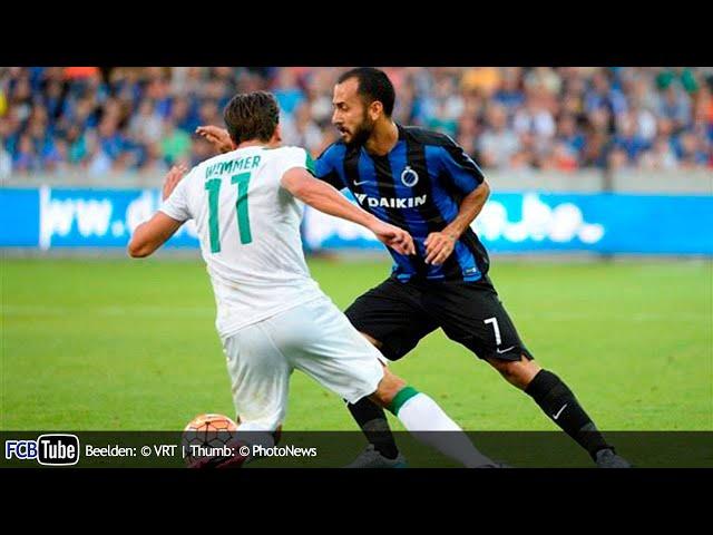 2015-2016 - Champions League - 02. 2de Voorronde - Club Brugge - Panathinaikos 3-0