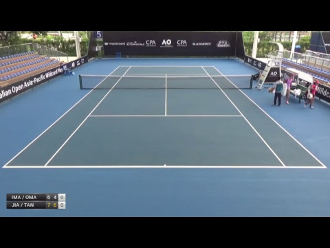 Australian Open 2018 Asia-Pacific Wildcard Play-off | Court 5 | Day 3