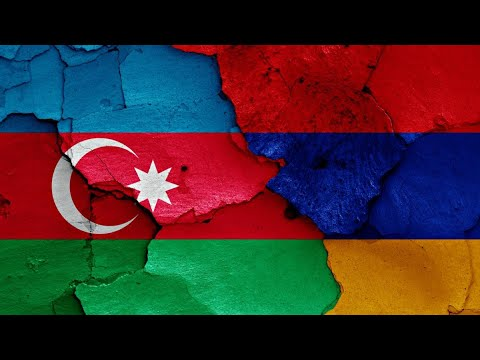 Карта мира за 5000 лет Армения и Азербайджан, кто прав ?