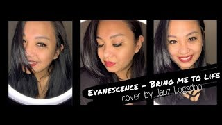Evanescence Bring Me To Life (Cover by Japz Logsdon)