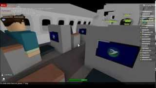 [ROBLOX] JetÉire flight JE 021 Part 4 (Incident Footage)