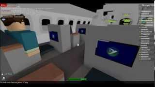 ROBLOX JetÉire vôo JE 021 parte 4 (filmagem incidente)