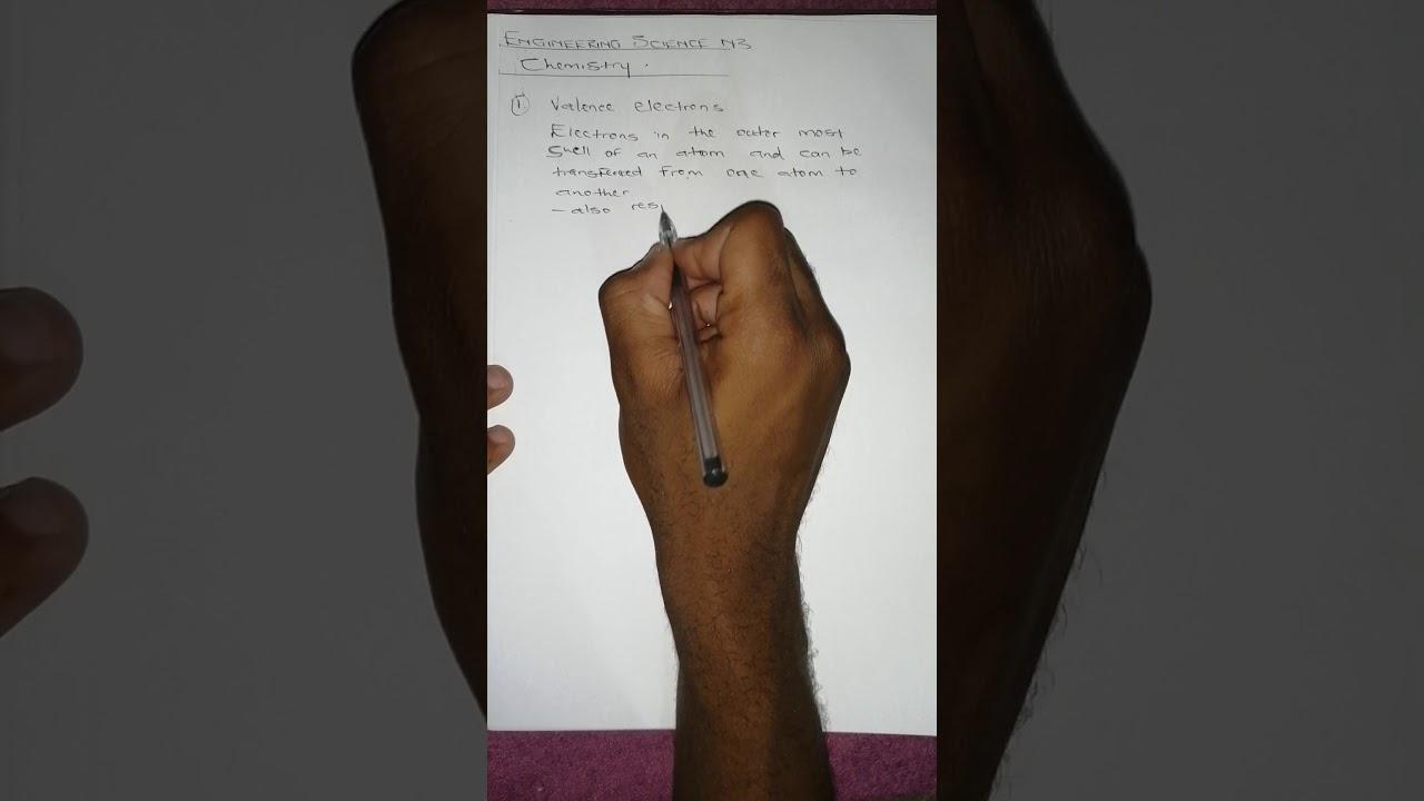 Download ENGINEERING SCIENCE N3 : CHEMISTRY