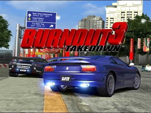 musicas burnout 3 takedown