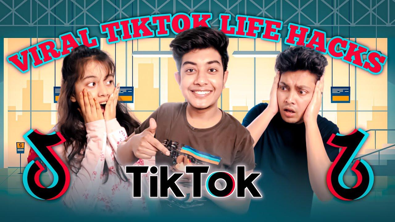 Viral Tiktok Life Hacks || Solyman Limon