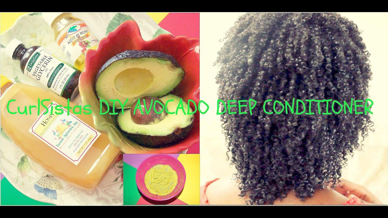 Natural Hair Diy Protein Treatment