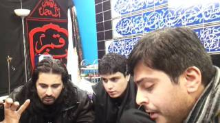 Noha Mola Ali Akbar(a.s) Recited By Ishtiaq Hussain Diek Written by Tauqeer Kamalvi