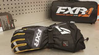 FXR Heated Gloves Unboxing