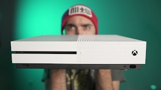 Xbox One S Unboxing and Review