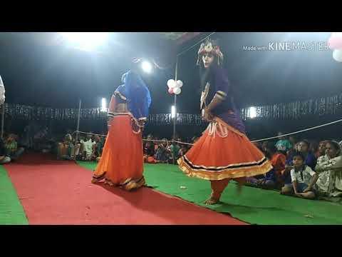 Jhula jhulo Ri Radhe  Tera Shyam Aaya Re