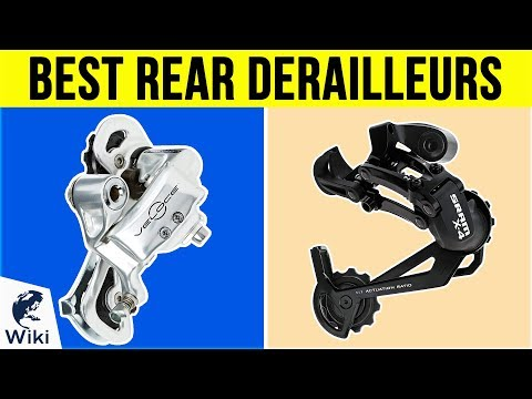 Top 10 Rear Derailleurs of 2019 | Video Review