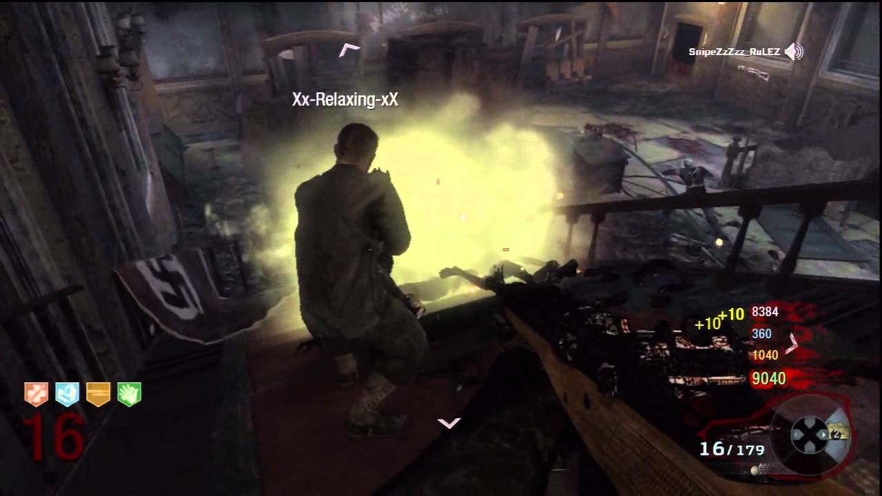 M14 Challenge In Kino Der Toten Black Ops Zombies Youtube