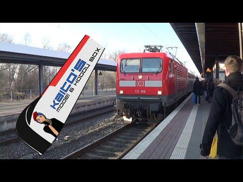 BR 112-109   RE1 - Frankfurt(Oder)   Brandenburg Hbf to Berlin Charlottenburg
