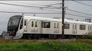東急田園都市線用2020系 甲種輸送 EH200-11牽引 甲9788レ