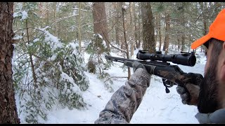 The Crunch Buck - Closing with the grunt call