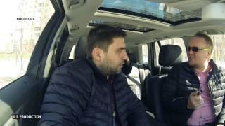 Большой тест драйв видеоверсия Mercedes GLK