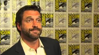 connectYoutube - Hannibal: David Slade Comic Con 2014 TV Interview