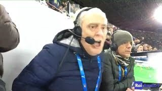 Italia-Svezia 0-0 - Radiocronaca (in video) di Francesco Repice & Daniele Fortuna (13/11/2017)