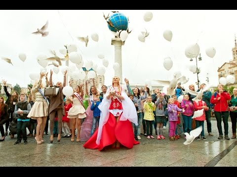 Lora Superfin - Mrs Ukraine United Nations 2016 - For peace in the World