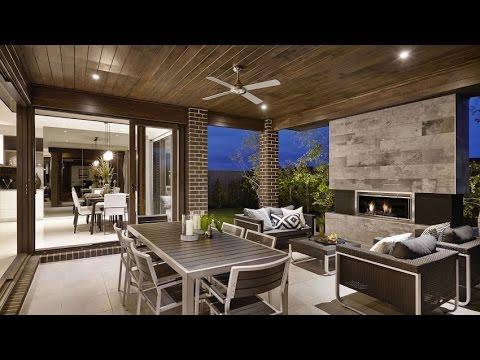 Dise os de casas de campo modernas youtube for Casas premoldeadas modernas