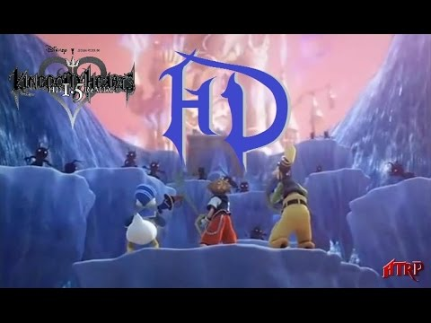 "Kingdom Hearts ""The Movie"" Final Mix HD"